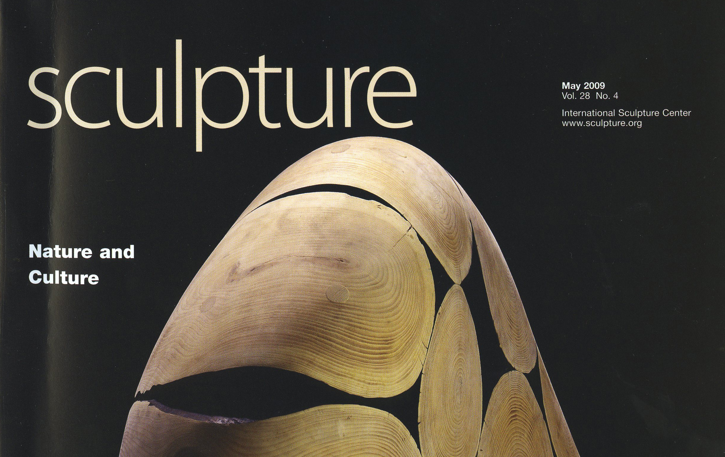 Sculpture Magazine S Nature And Culture Articles In The